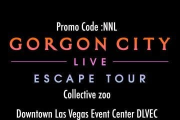 collective zoo live escape tour ticket master special offer code