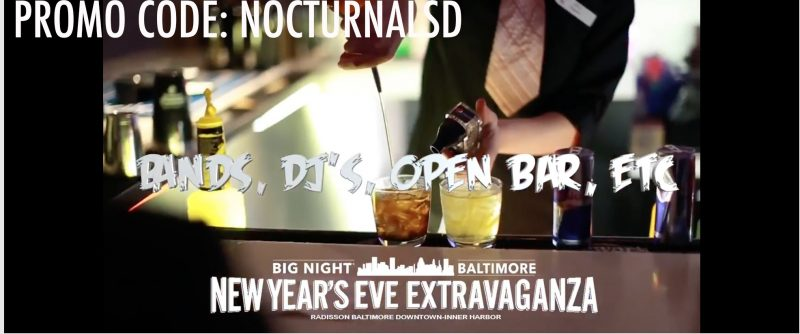biggest best top nye party event baltimore 2019 promo code discount