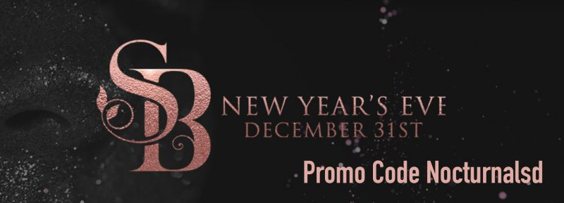 Side Bar NYE Promo Code 2019 new year eve