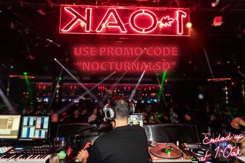 1 OAK Nightclub Promo Code Vegas, Las Vegas, Strip Discount Passes, VIP Bottle Table Service, discount promotional tickets, Birthday Party, Bachelor, Bachelorette