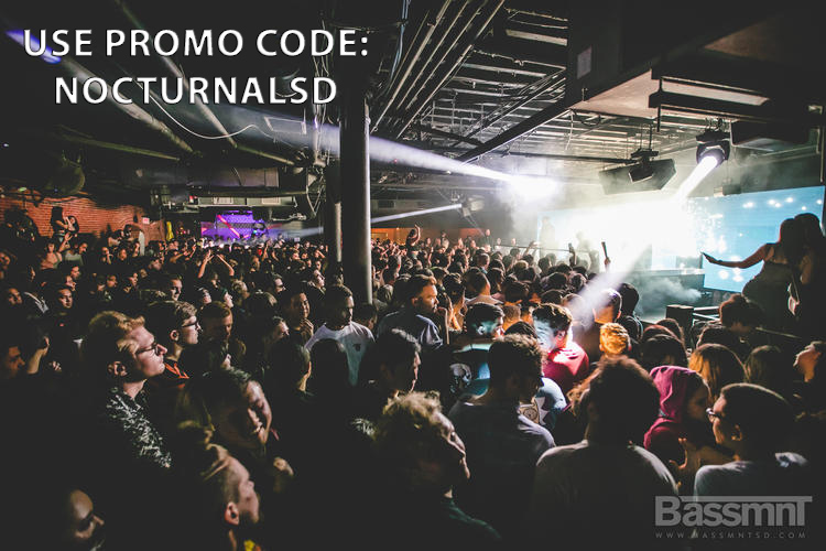 Bassmnt Nightclub Promo Code, Downtown San Diego Gaslamp Quarter Clubs Discount Tickets, VIP Passes, Discount Bottle Service, Guest List, Birthday, Bachelor Party, Bachelorette Party