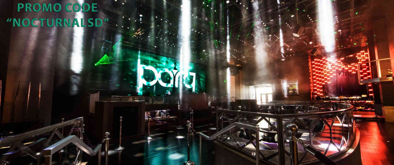 PARQ Nightclub Promo Code, Downtown San Diego, 10% Off Discount Tickets, VIP Passes, Bottle Service, Nightlife