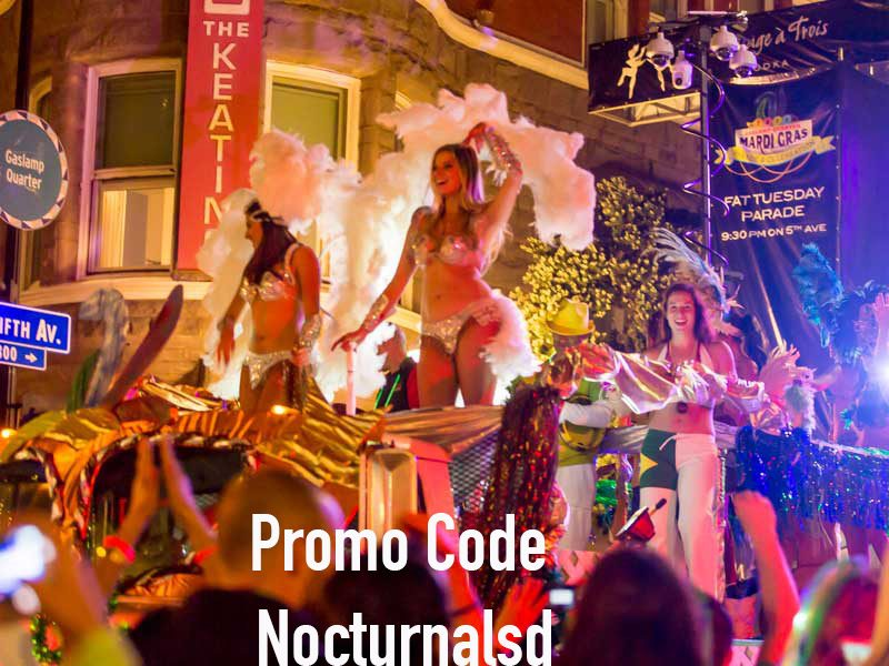 fat tuesday promo code discount military student
