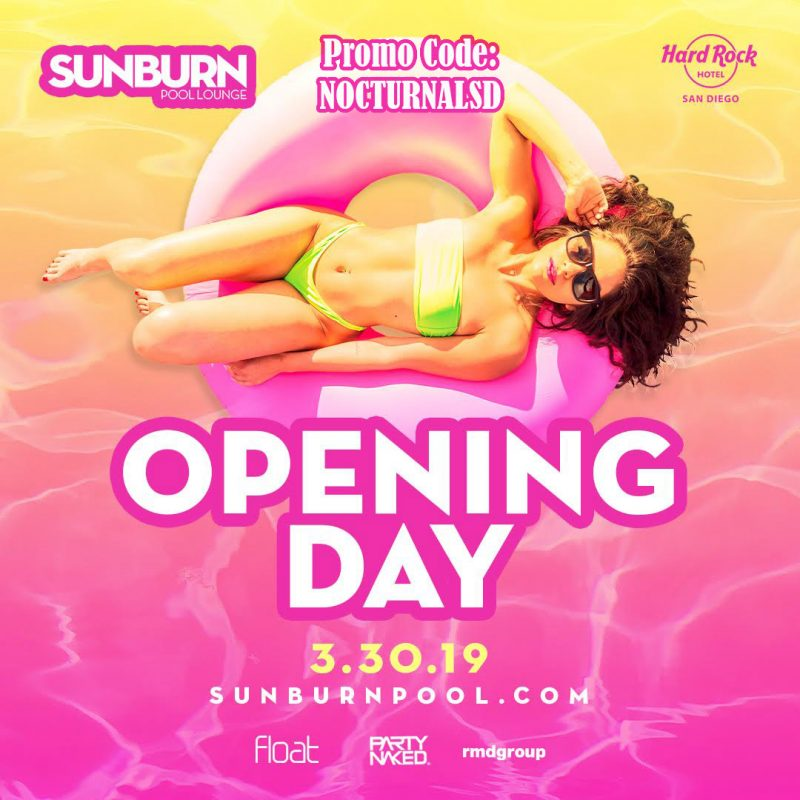 hard rock sunburn pool party tickets promotional code