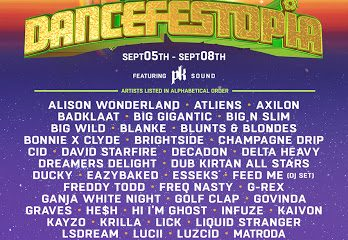 Dancefestopia Music Festival Promo Code 2019, Discount Tickets, VIP Passes, Guest List, Free Entry