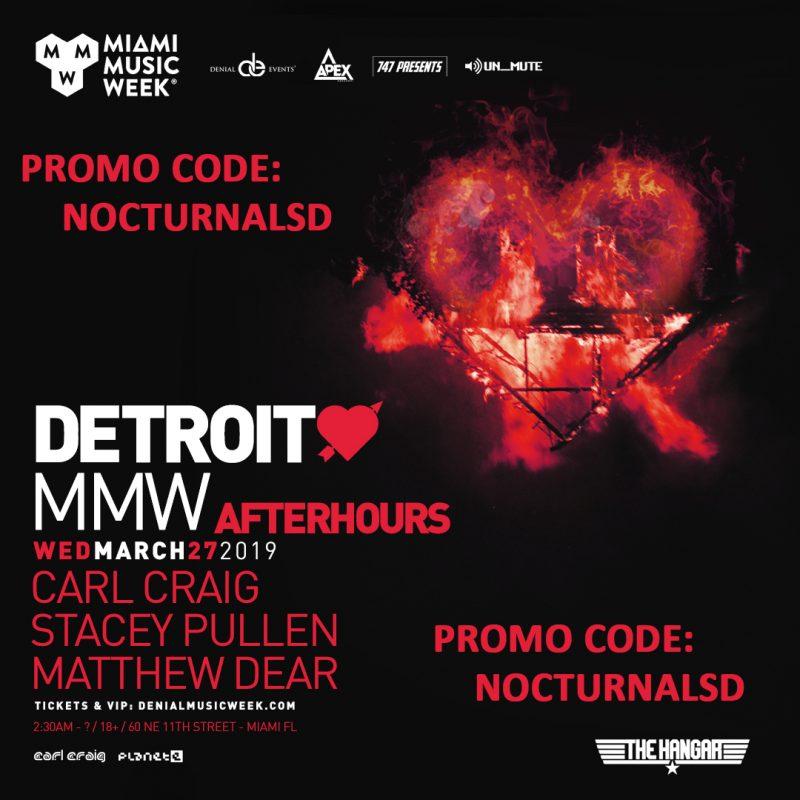 Detroit Love MMW Promo Code 2019