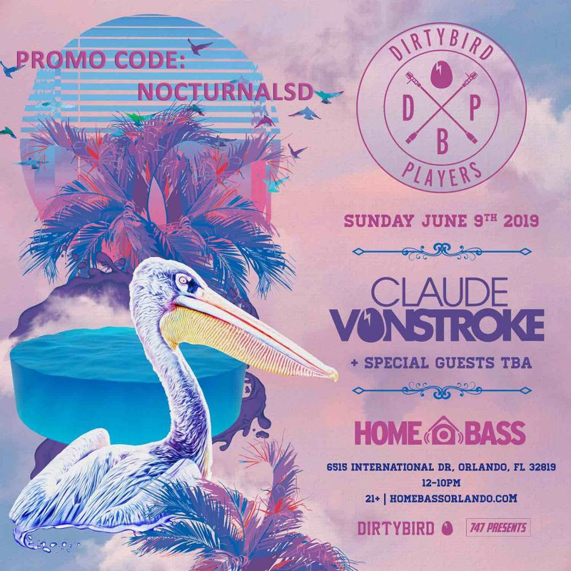 Dirtybird Players Pool Party Promo Code 2019