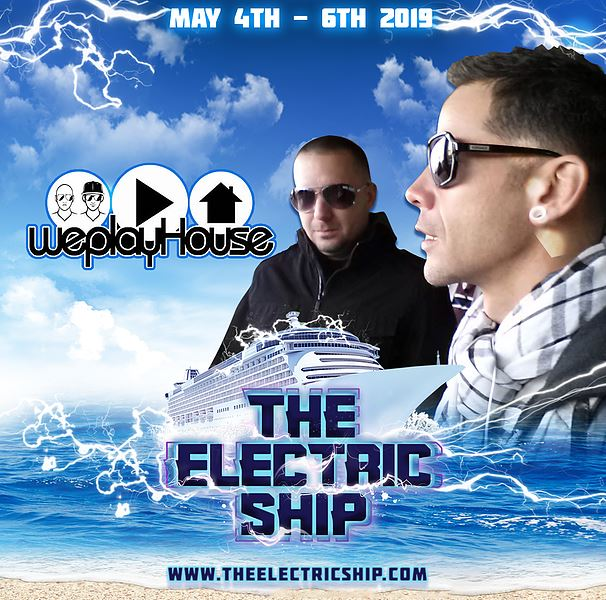 Hypnotic Productions Promo Code 2019, The Electric Ship, Discount Code, Free Passes, VIP