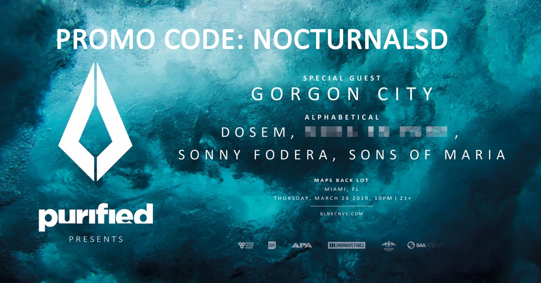 Purified Miami Promo Code 2019 Miami Music Week 2019 Discount promo Code coupon shows free tickets entry