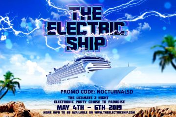 The Electric Ship 2019 Promo Code