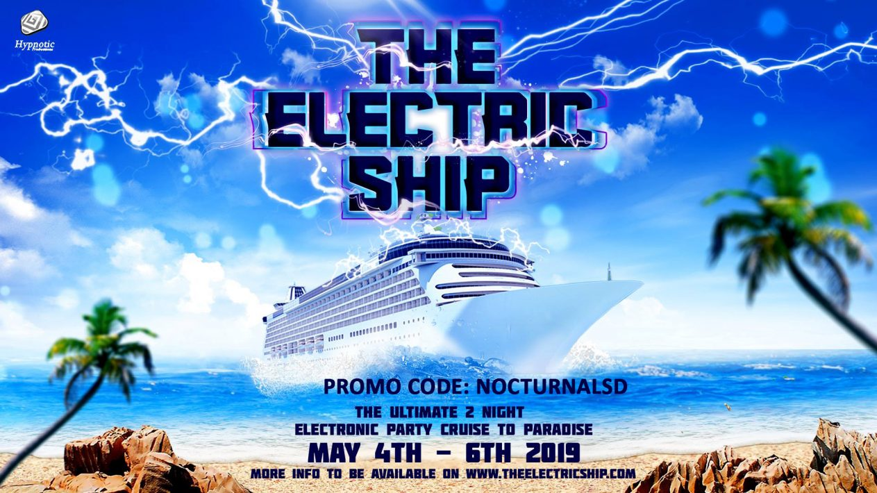 The Electric Ship 2019 Promo Code