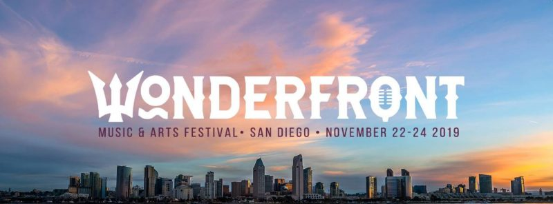 Wonderfront Festival 2019 Discount Tickets, Promo Code, Vip Tickets, San Diego Downtown, Gaslamp Quarter, Waterfront, Free Entry, Guest list