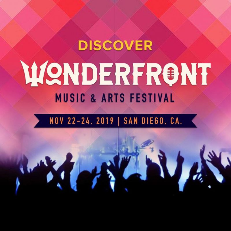 Wonderfront Festival Promo Code, Discount Passes, Vip Tickets, San Diego Downtow, Gaslamp Quarter, Waterfront, Free Entry, Guest list