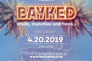 Bayked Festival Promo Code San Diego