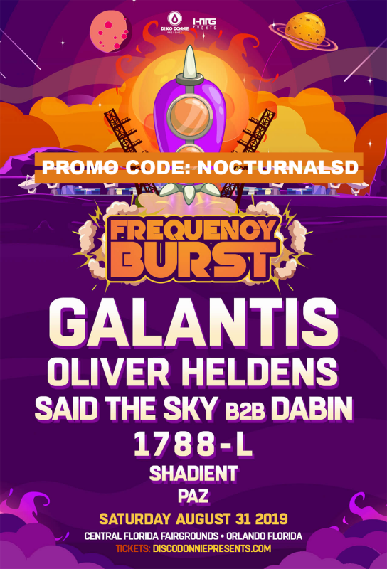 Frequency Burst Festival Orlando