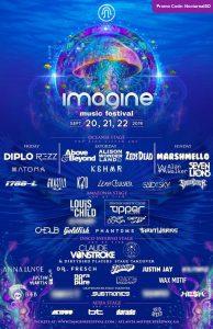 Imagine Festival Promo Code 2019