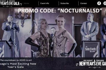 Big Night Chicago NYE Promo Code