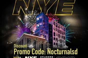 Hard Rock NYE 2020 Promo Code San Diego