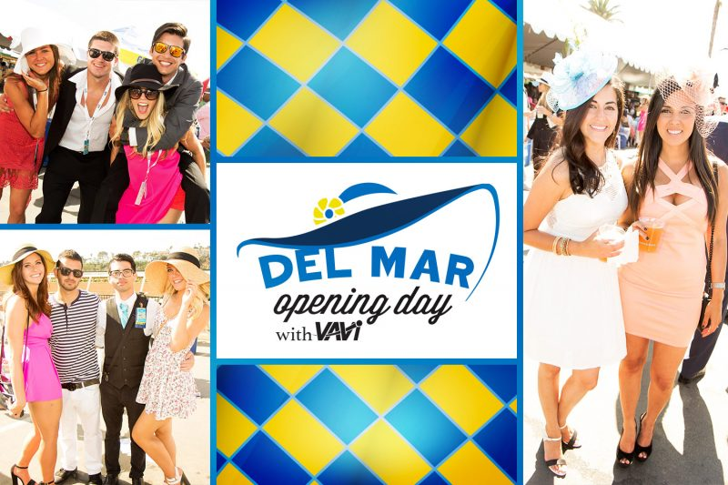 Opening Day Del Mar Vavi Discount Code 2019, Del Mar Racetrack, Del Mar Fairgrounds, Del Mar VIP Tickets, General Admission, Discount Passes