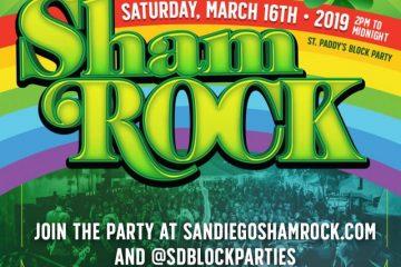 Shamrock Promo Code San Diego 2020