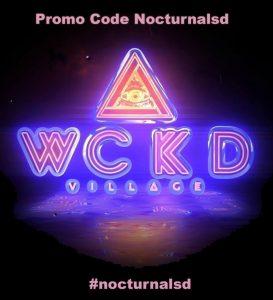 WCKD Village Promo Code 2020
