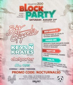 Block Party Promo Code 2019