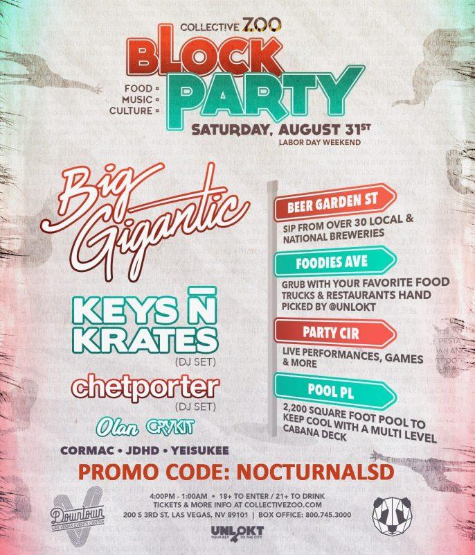 Block Party Promo Code 2019