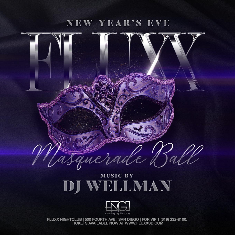 FLUXX Masquerade Party NYE promo Code discount