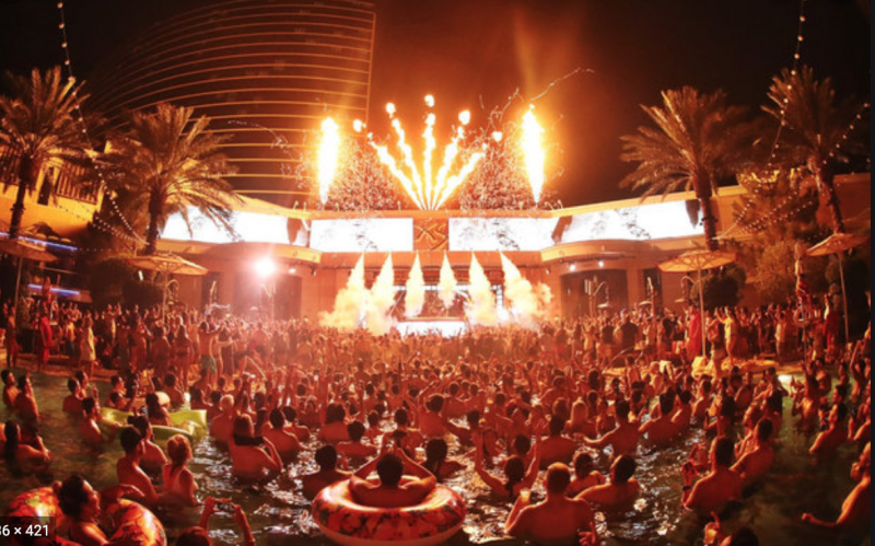 XS Las Vegas wynn encore