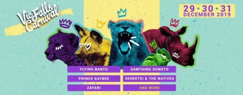 Vic Falls Carnival 2019 Promo Code, Vic Falls Carnival NYE 2019, Discount Tickets Victoria Falls Primary School Zimbabwe