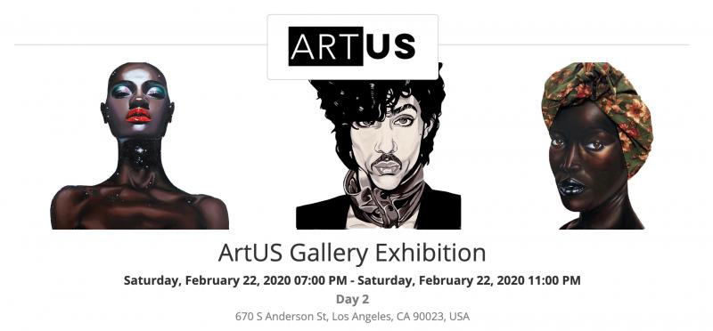 ArtUS Gallery Exhibition