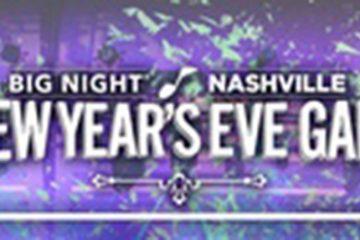 Big Night Nashville NYE Promo Code, 2021, New Years Eve Party, Discount TIckets, GA, VIP Bottle Service, Best Nashville NYE Parties