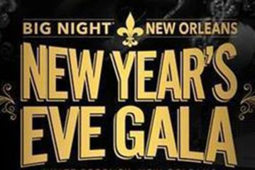 Big Night Nola Promo NYE Code, 2021, New Years Eve Party, Discount TIckets, GA, VIP Bottle Service, Best New Orleans NYE Parties