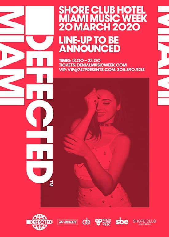 MMW shore club defected records promo code discount