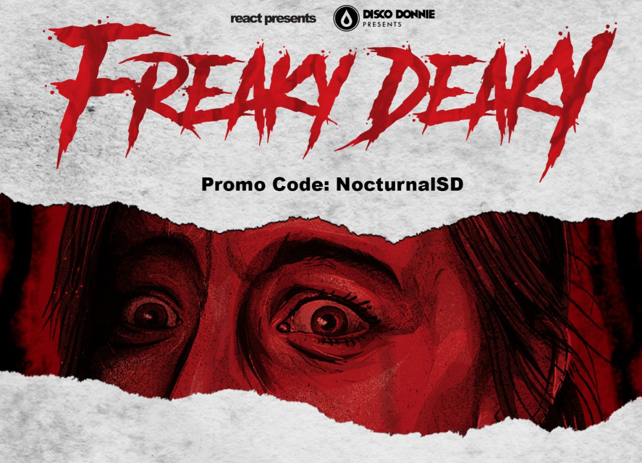 Freaky Deaky Promo Code, Texas, 2020, discounted tickets, passes, vip, express, to the largest Halloween party in Houston, Best Halloween Parties