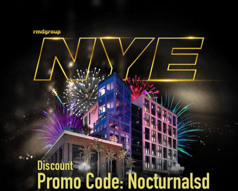 Hard Rock NYE Promo Code, New Years Eve, Discount Tickets, VIP Passes, San Diego Gaslamp, Best San Diego NYE Parties 2021