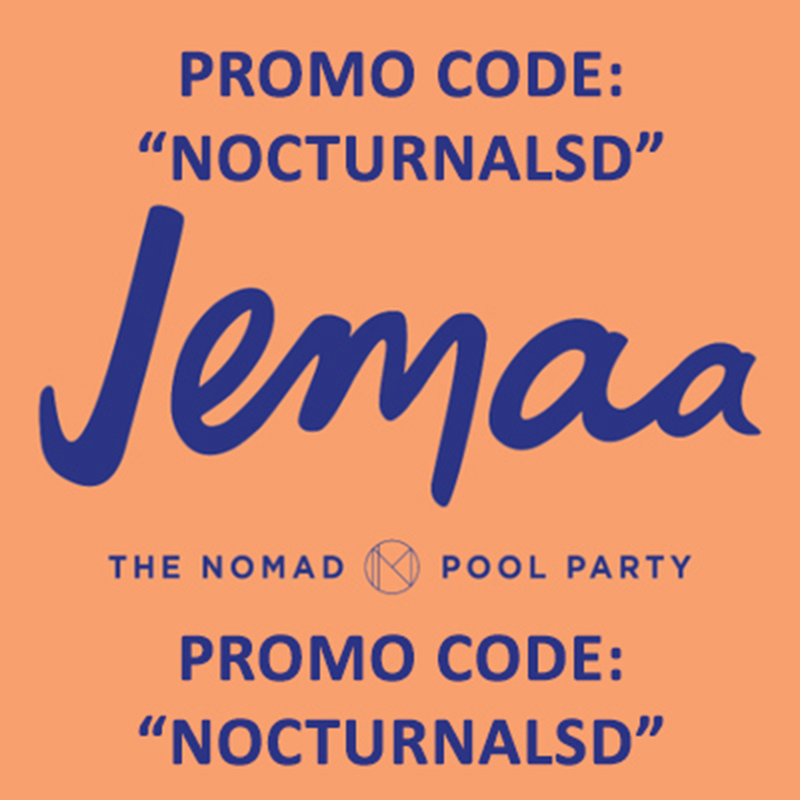 Jemaa Pool Las Vegas, Las Vegas Pool Party, Nomad Pool Las Vegas, Promo Code, Discount Tickets, VIP Tables, Park MGM Las Vegas