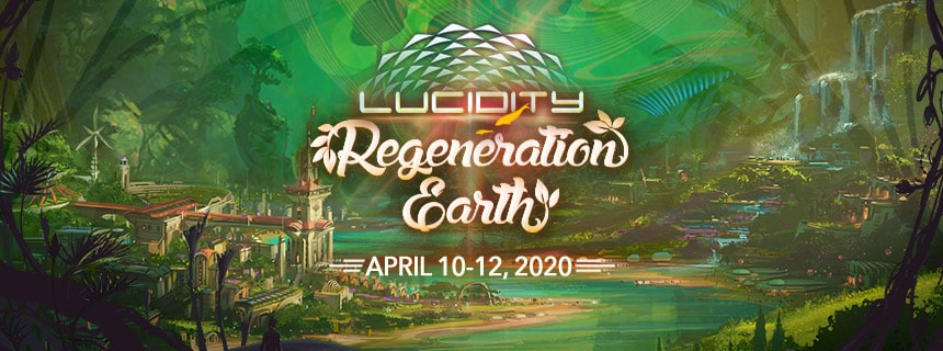 Lucidity Festival 2020 Promo Code, Discount Tickets, Camping, Live Oak Camp, Santa Barbara, GA Passes, VIP Tickets, All Weeked Passes