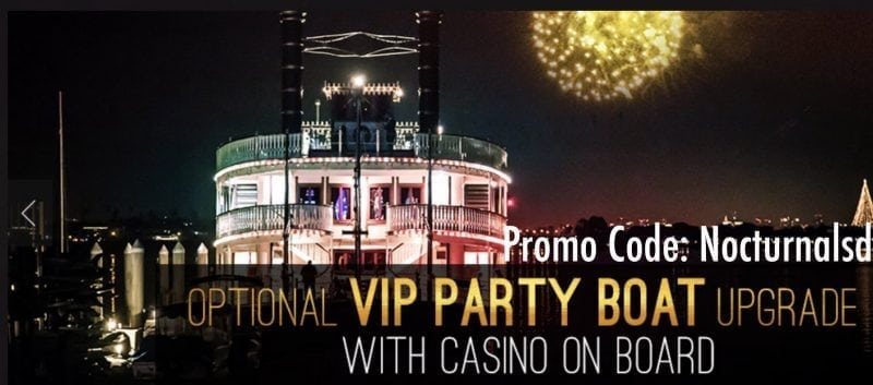 NYE Beach Party 2021 Discount Tickets - NocturnalSD