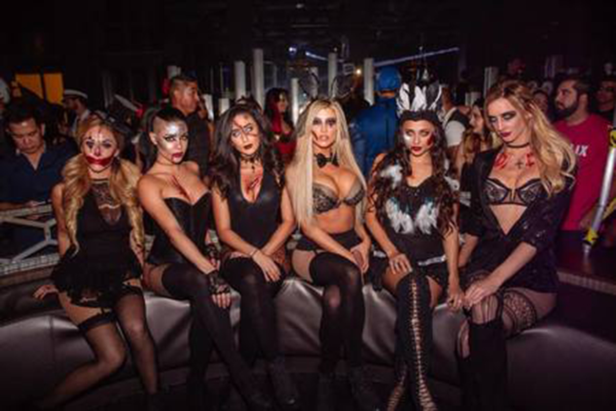 Parq Halloween Promo Code, Discount Tickets, San Diego Gaslamp, 2020, Best San Diego Halloween Parties