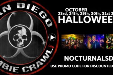 San Diego Zombie Crawl Promo Code, pub club bar hop, halloween san diego 2020, top best tours gaslamp downtown, club vip, Best Pub Crawls