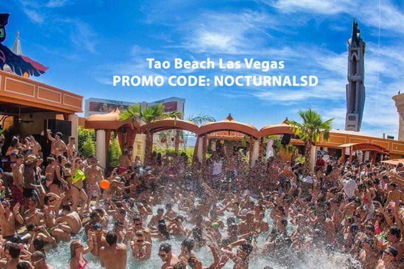 Tao Beach Promo Code, Tao Beach Party Las Vegas, Discount Tickets, Venitian Hotel Las Vegas, VIP Passes, Best Las Vegas Pool Parties