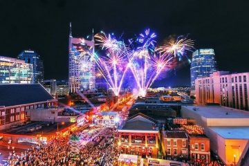 Top NYE Parties Nashville 2021, Best NYE Parties, Tennessee, Promo Code, Discount Tickets, Ga Passes, VIP Bottles Service
