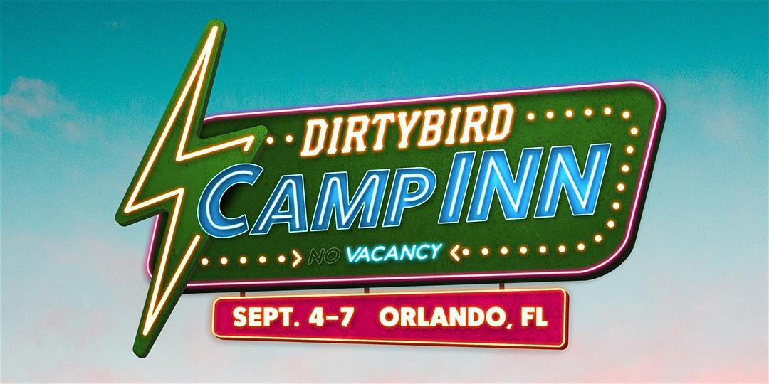 Dirtybird CampINN Orlando Promo Code 2020