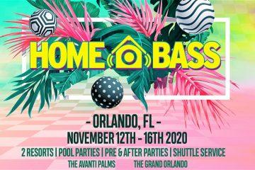 Home Bass The Grand Orlando Promo Code tickets discount