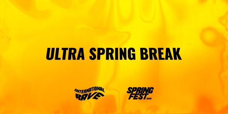 Ultra Spring Break 2020 Wynwood Promo Code, Discount Tickets, VIP Passes, Bottle Service, MMW, Miami Music Week, Ultra Music Festival, Florida